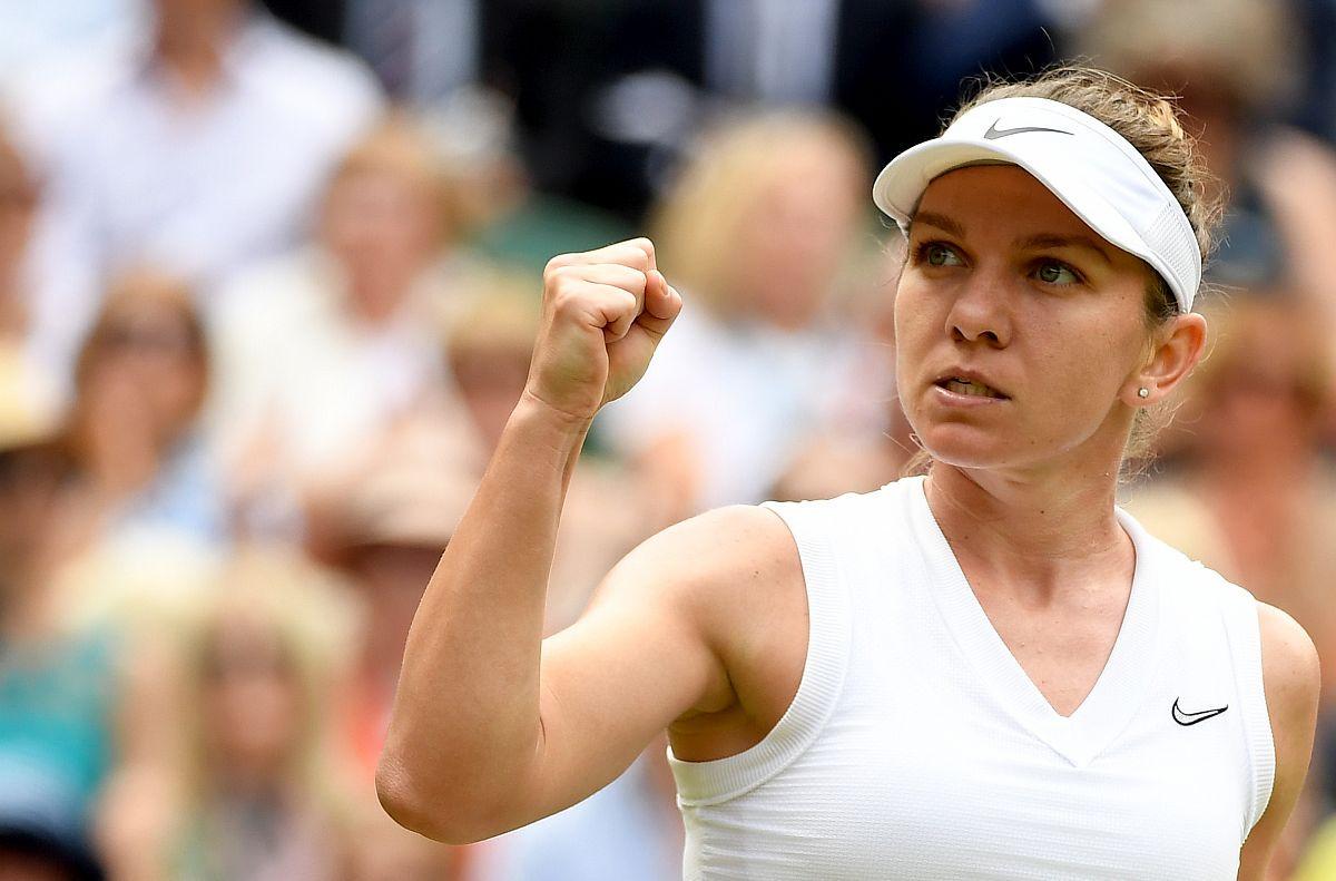 Simona Halep izborila finale Wimbledona