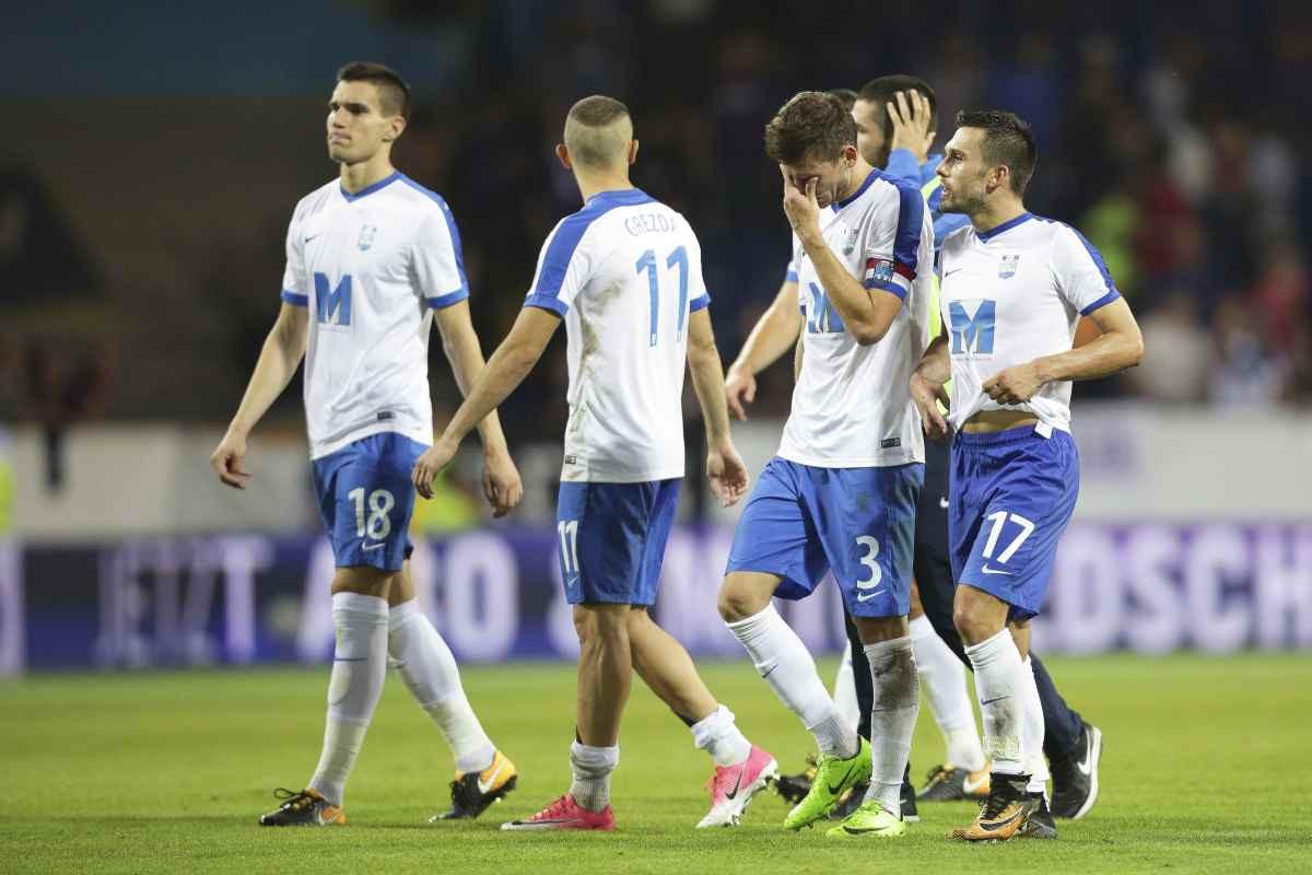 Igrači Osijeka dobili dozvolu za povratak treninzima
