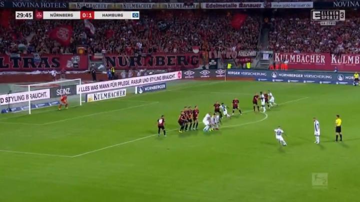 HSV razbio Nurnberg u gostima, golman domaćih imao očajnu noć
