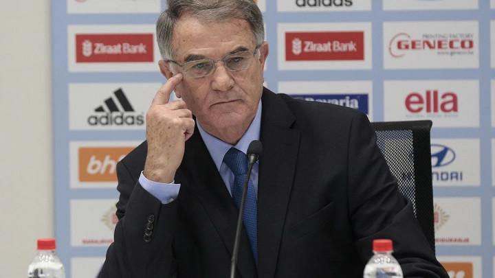 Bajević nakon UEFA-ine odluke: Moramo prihvatiti ono što nam je ponuđeno
