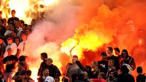 Izrečene zatvorske kazne navijačima Hajduka zbog incidenta na benzinskoj pumpi u Srbiji