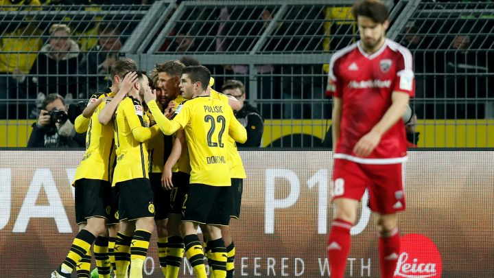 Aubameyang za pobjedu Dortmunda protiv Ingolstadta
