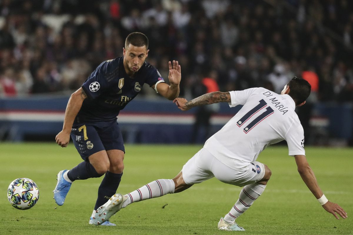 Gdje je završio Hazardov dres nakon PSG-a?