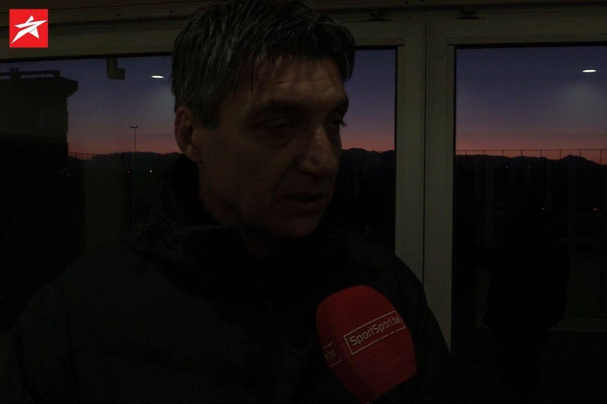 Marinović: Sušića smo danas planirali za 45 minuta, spremit ćemo ga još do prvenstva
