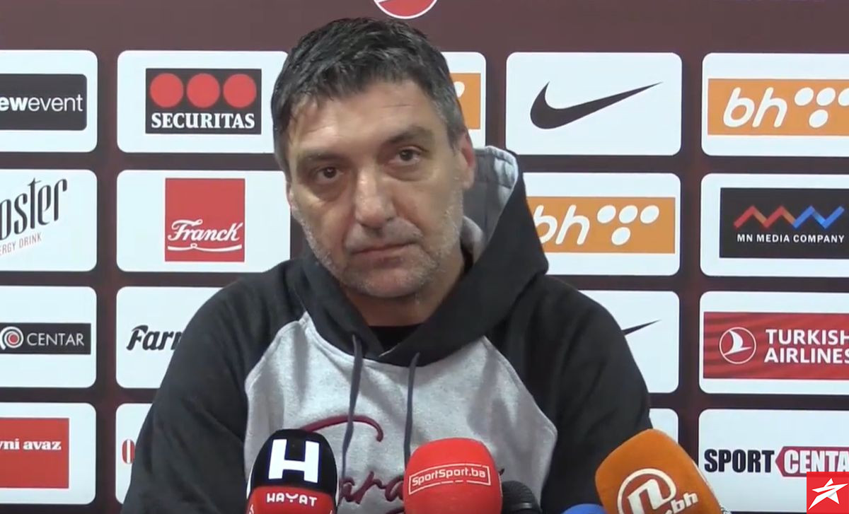 Marinović pred Mladost DK: Ova će utakmica pokazati imamo li karakter