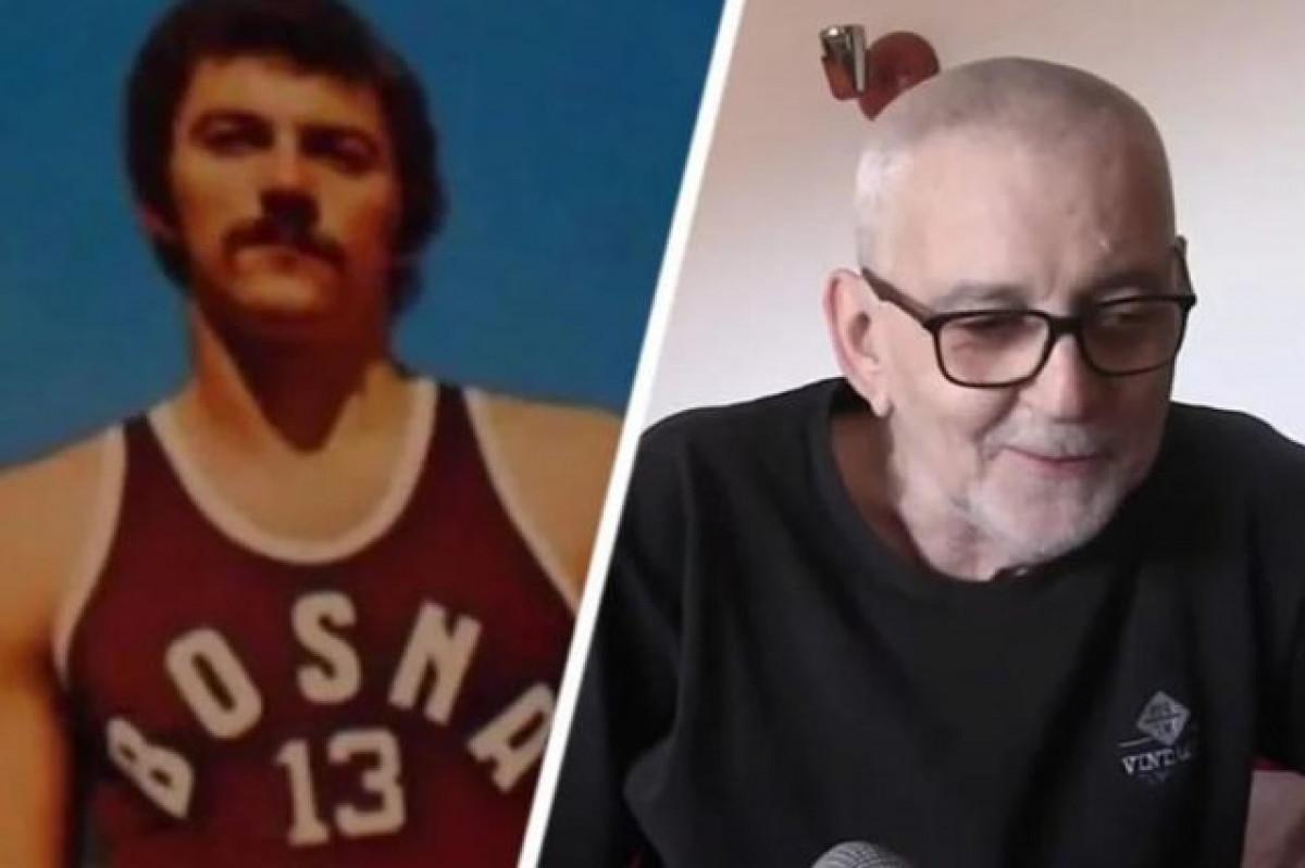 Preminuo Zdravko Čečur, legendarni košarkaš Bosne