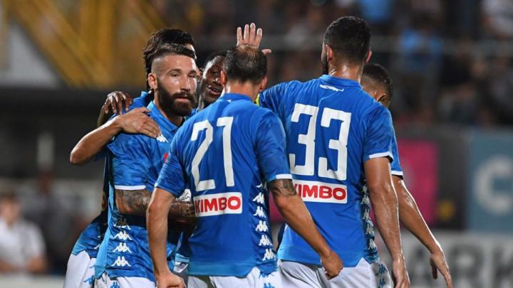 Napoli u prijateljskom meču siguran protiv Chieva