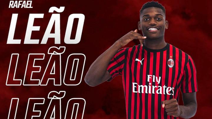 Rafael Leao i službeno potpisao za Milan