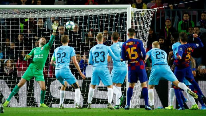 Iz Barcelone demantovali riječi golmana Slavije i objavili nekoliko fotografija