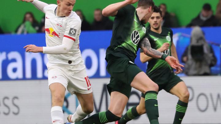 Wolfsburg sve iznenadio i počeo trenirati