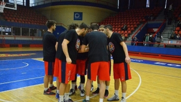 OKK Borac slavio protiv WBS Teslić