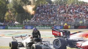 Schumacher ne žali Hamiltona