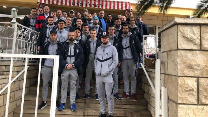 NK Travnik okončao pripreme u Makarskoj