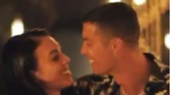 Portugalski novinar potvrdio: Ronaldo zaprosio Georginu!
