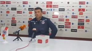 Jakirović nezadovoljan nakon Veleža: Izgubili smo dva boda