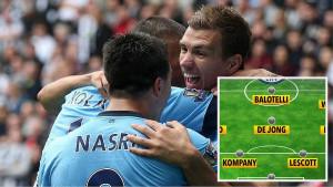 Pogledajte sastav legendi Manchester Cityja koji će igrati na oproštaju Kompanyja