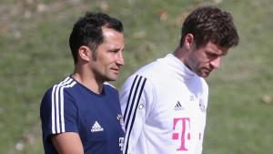 Salihamidžić otkrio kakav je plan Bayerna za Thomasa Mullera u januaru