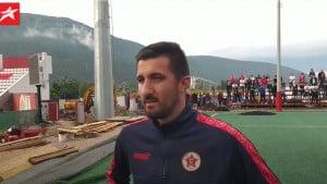 Zvonić i Zeljković složni: Uželjeli smo se utakmica i treninga