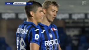 Ovoliko golova za 30 minuta trenutno može dati samo Atalanta