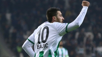 U Konyasporu zabrinuti: Riad Bajić se povrijedio