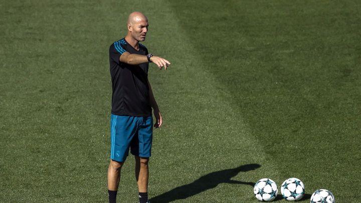 Zidane priznao da mu nedostaje Morata
