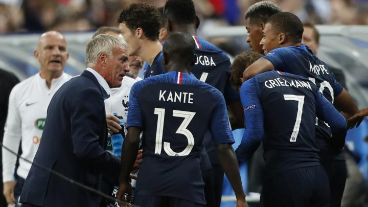 Deschamps saopštio spisak Francuske za duele sa Islandom i Turskom
