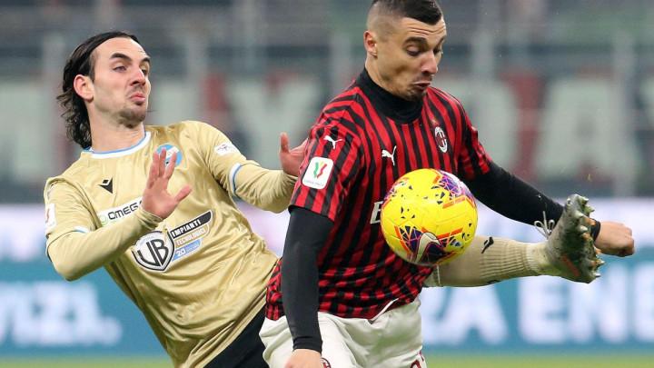 Pioli saopštio sastav Milana za Evropsku ligu i iznenadio Krunića