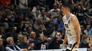 Partizan se plasirao u TOP 16 fazu Eurocupa, Gegić ubacio tri poena