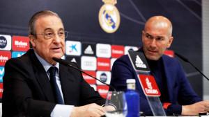 Transfer posvađao Zidanea i Pereza