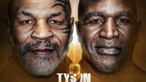 Kruži fotka promotivnog postera: Zakazana borba između Tysona i Holyfielda?