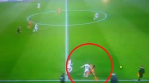 Igrač Valencije poput brzog voza pored protivnika: Ponovio se slavni sprint Garetha Balea