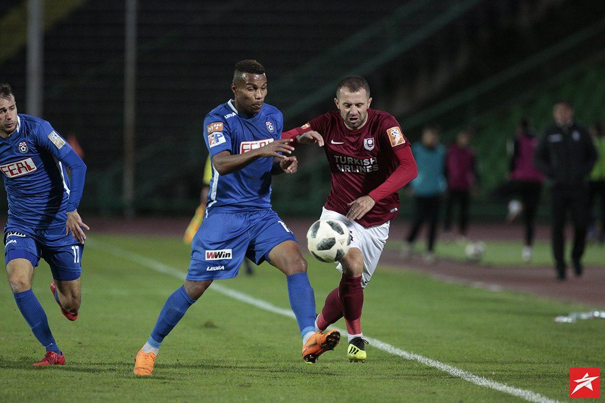 Eliomar nedugo nakon napuštanja Širokog Brijega pronašao novi klub