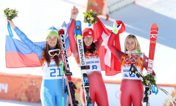 Dvije skijašice podijelile zlatnu medalju