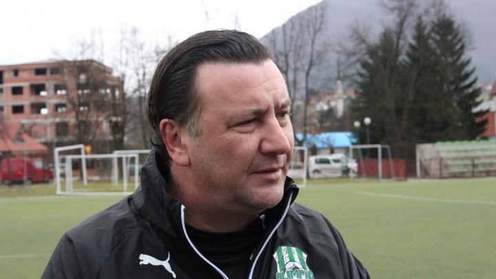Edin Prljača ponovo na klupi NK Travnik