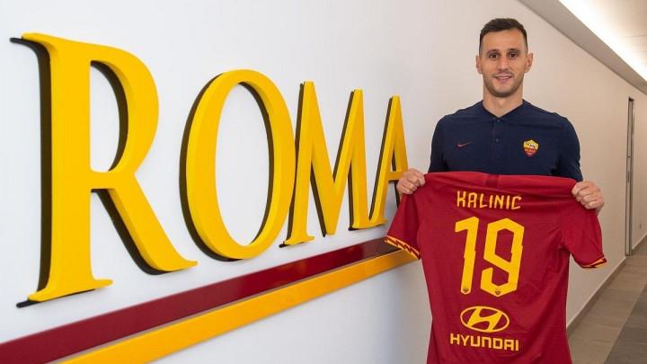 Roma je izgubila strpljenje: Kalinić seli u Premiership