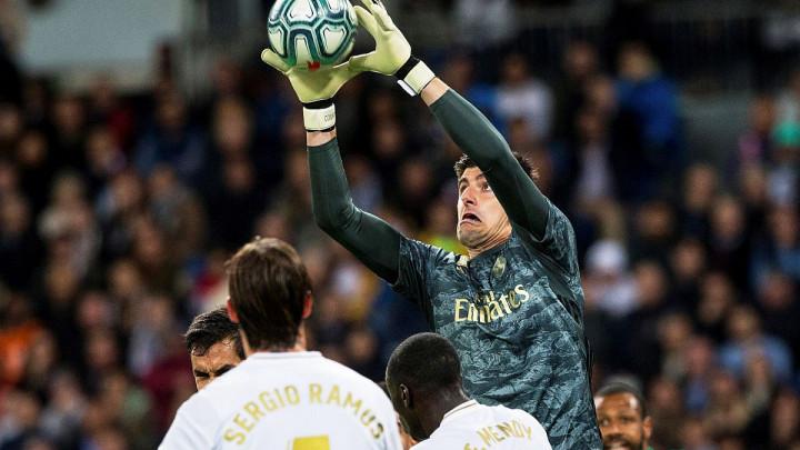 Nakon 45 godina golman Real Madrida nije primio gol u dva susreta protiv Barcelone
