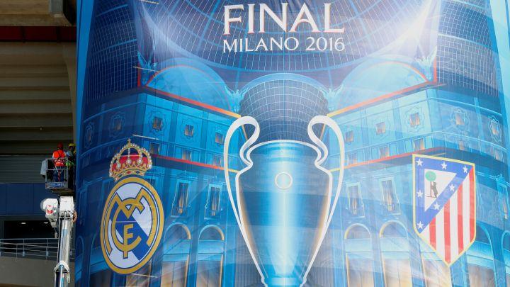 Počelo ušminkavanje ulica Milana pred finale Lige prvaka | SportSport