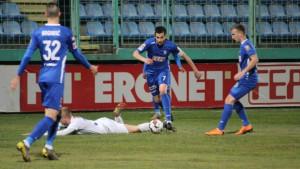 NK Široki Brijeg golom Bagarića u nadoknadi osvojio bod protiv FK Zvijezda 09