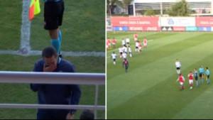 Sudija svirao kraj u 88. minuti: Igrač saznao da mu je majka poginula u blizini stadiona