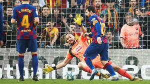 Status Eibara nakon što im je Messi uvalio četiri komada je pravi hit