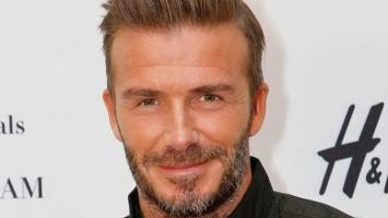 Beckham u novom filmu izgleda neprepoznatljivo