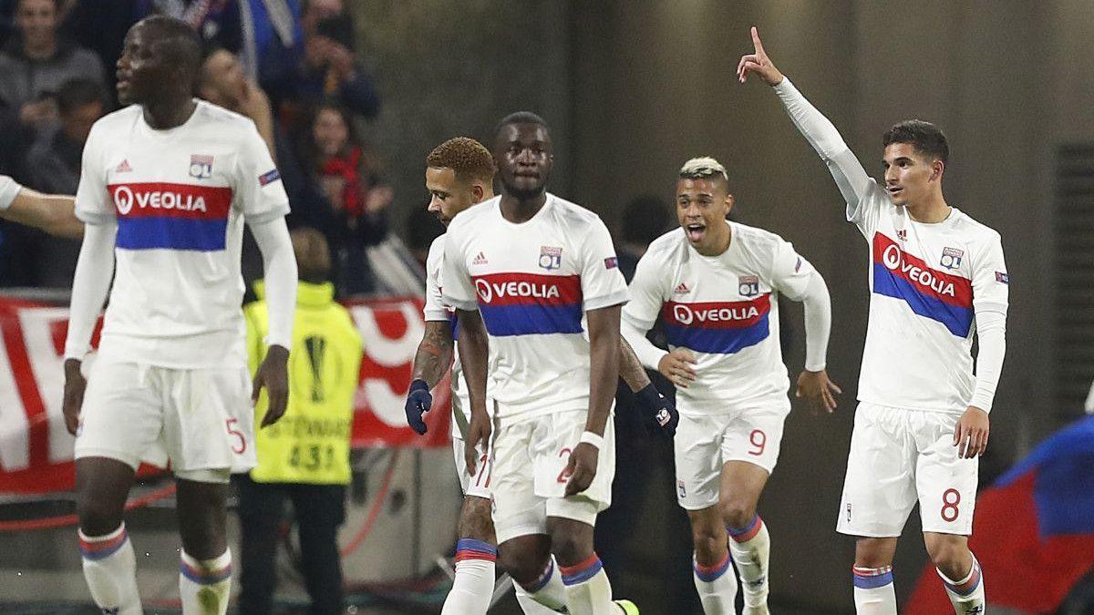 Lyon slavio četvrtu uzastopnu gostujuću pobjedu