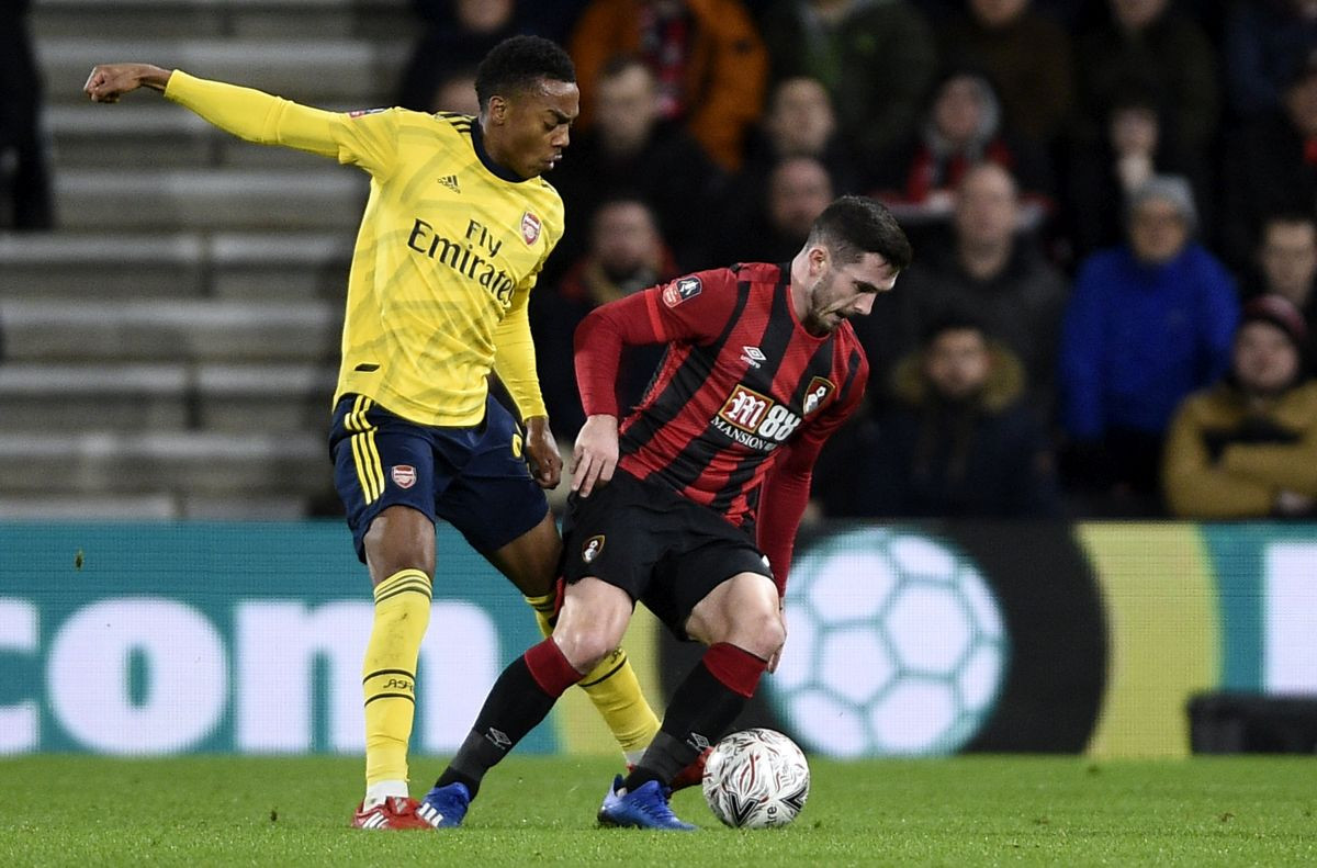 Arsenal preko Bournemoutha do osmine finala FA Kupa