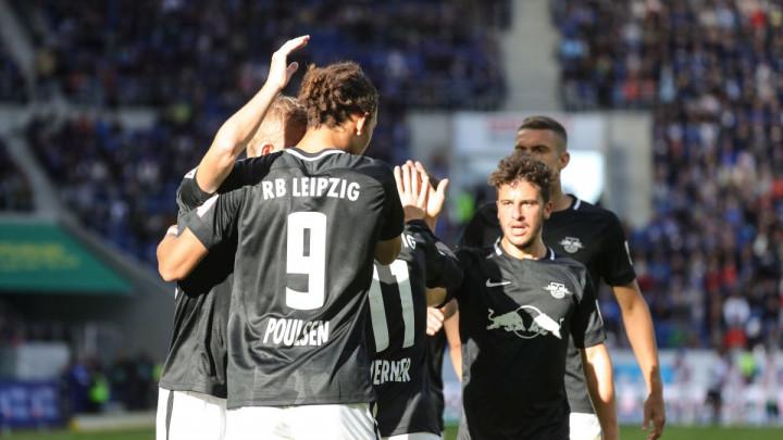 Leipzig slavio kod Hoffenheima, proradio Schalke