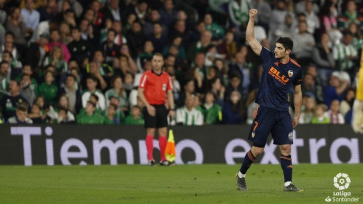 Valencia savladala Betis i uključila se u borbu za Ligu prvaka