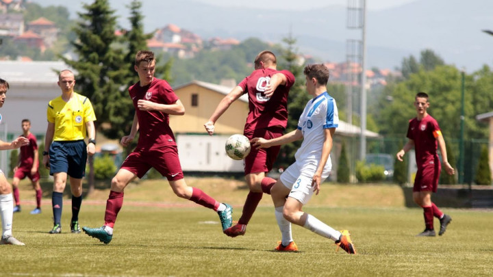 Kadeti mađarskog MTK bolji od vršnjaka iz FK Sarajevo