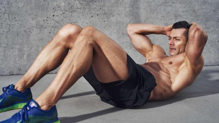 Osam najboljih vježbi za trbušnjake za koje nije potrebna nikakva oprema