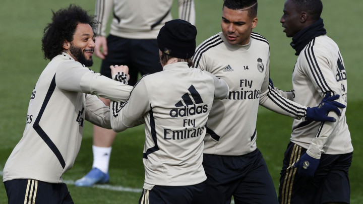 Real Madrid bez četvorice prvotimaca na Etihadu