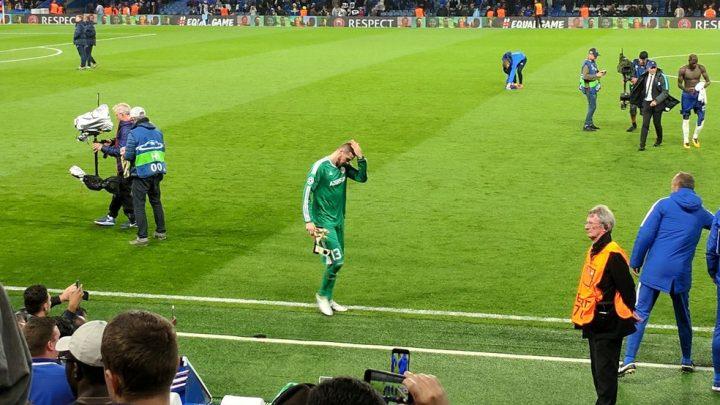 Šehićeva fotografija sa Stamford Bridgea govori sve