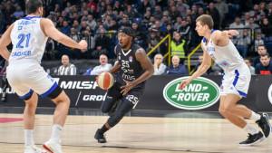 Partizan ponizio Cibonu, sigurna pobjeda Cedevita Olimpije protiv Krke